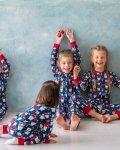 Слип новогодние мишки Vikki Kids