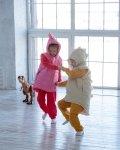 Дино - жилетка розовый Vikki Kids