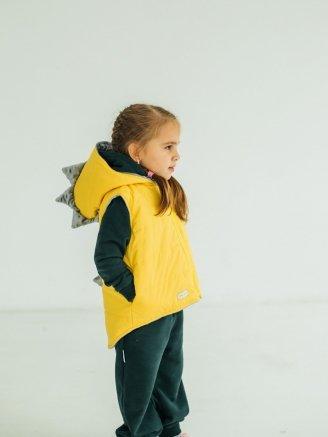 Желтый Vikki Kids