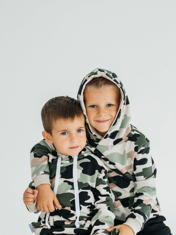 Костюм детский трикотажный милитари Vikki Kids