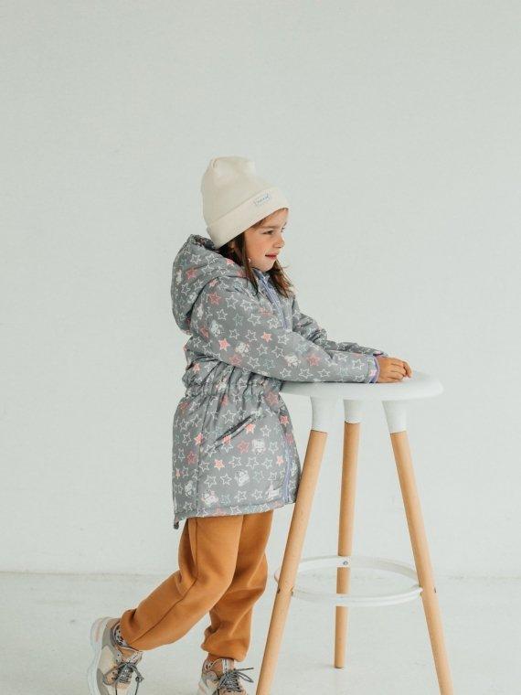Куртка детская демисезонная совы Vikki Kids