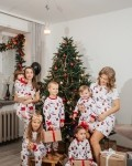 Платье женское домашнее щелкунчик Vikki Kids