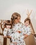 Слип хлопковый новогодние шишки Vikki Kids