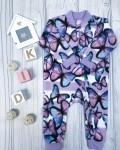 Слип -поддев флисовый бабочки Vikki Kids