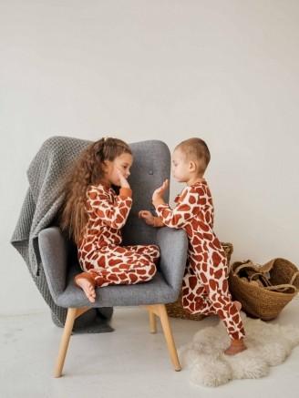 -поддев флисовый Жираф Vikki Kids