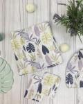 Пеленка муслиновая тропики Vikki Kids