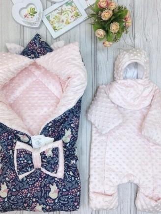 Лисички розовый Vikki Kids
