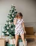Пижама женская щелкунчик Vikki Kids
