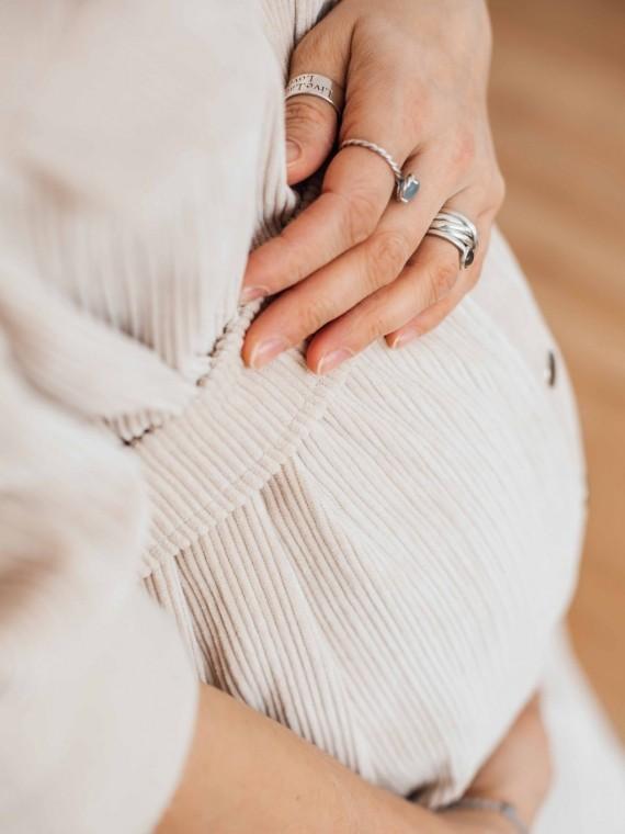 Платье женское -рубашка вельветовая песок Vikki Kids