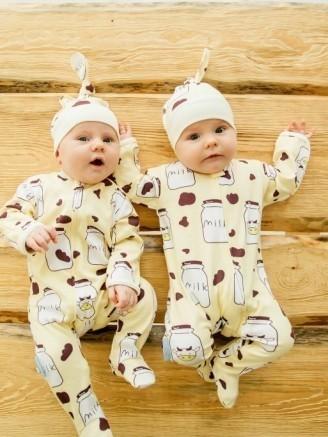 хлопковый Milk Vikki Kids