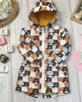 Куртка детская демисезонная мишки Vikki Kids