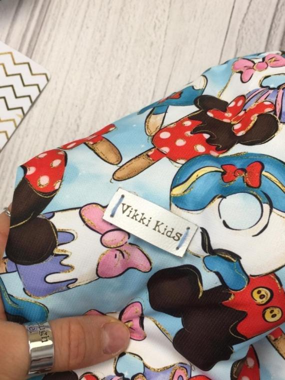 Куртка детская демисезонная микки Vikki Kids