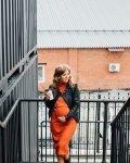 Платье женское терракот Vikki Kids