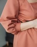 Платье женское лори кирпичный Vikki Kids