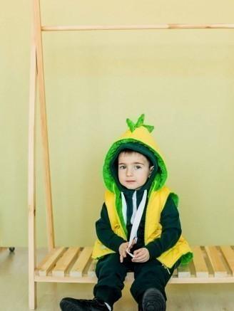 желто-зеленая Vikki Kids