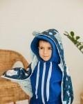Дино - жилетка синий космос Vikki Kids