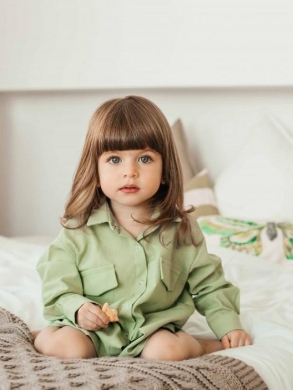 Костюм детский льняной Vikki Kids