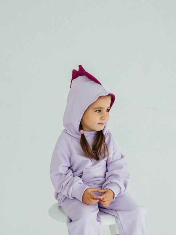 Костюм детский дино лаванда Vikki Kids