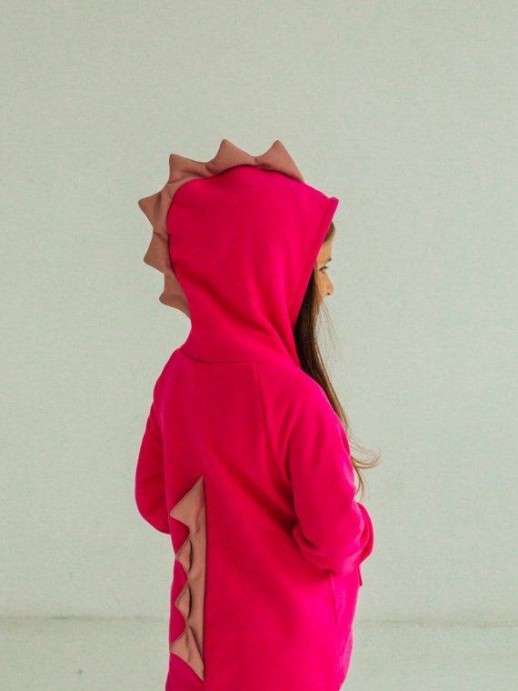 Костюм детский дино розовый Vikki Kids