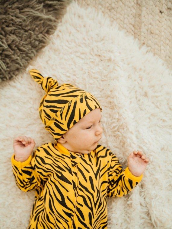 Слип хлопковый тигра Vikki Kids